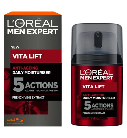 L'Oreal Men Expert Vita Lift 5 Complete Anti-Ageing Moisturiser 50ml