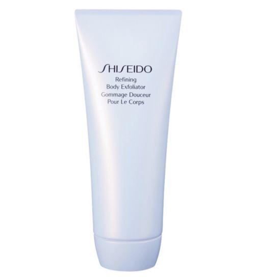 Shiseido Refining Body Exfoliator 200ml