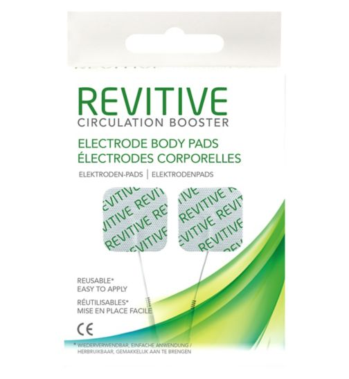 REVITIVE Electrode Body Pads