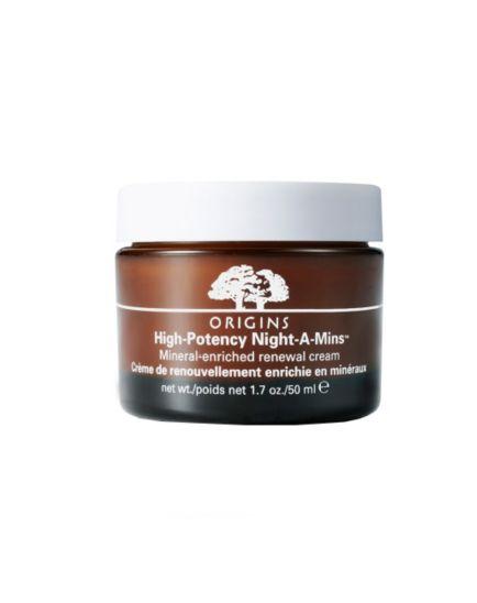 Free High Potancy Nite-A-Mins 30ml when you buy any Origins Day Cream