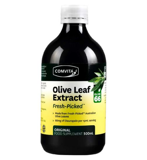 Comvita Olive Leaf Extract - 500ml