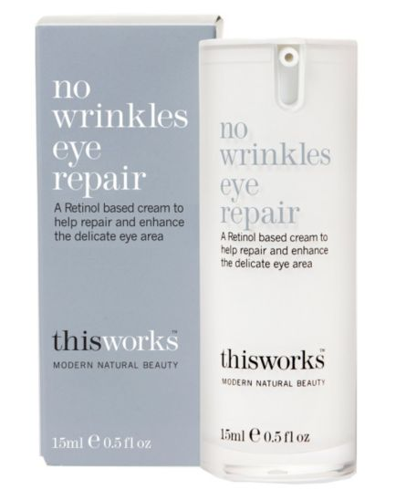 this works no wrinkles eye repair 15ml