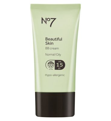 No7 Beautiful Skin BB Cream for Normal / Oily Skin