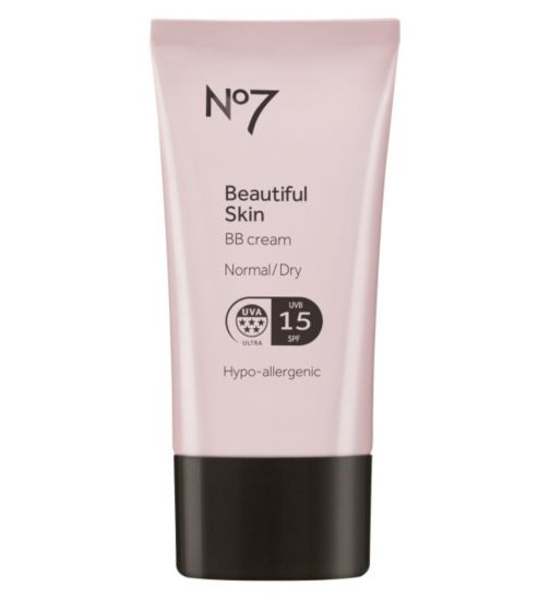 No7 Beautiful Skin BB Cream for Normal / Dry skin