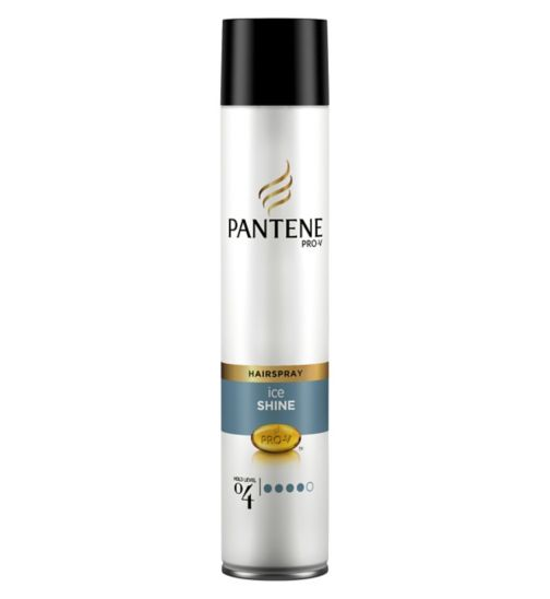 Pantene Hairspray - Ice Shine 300ml