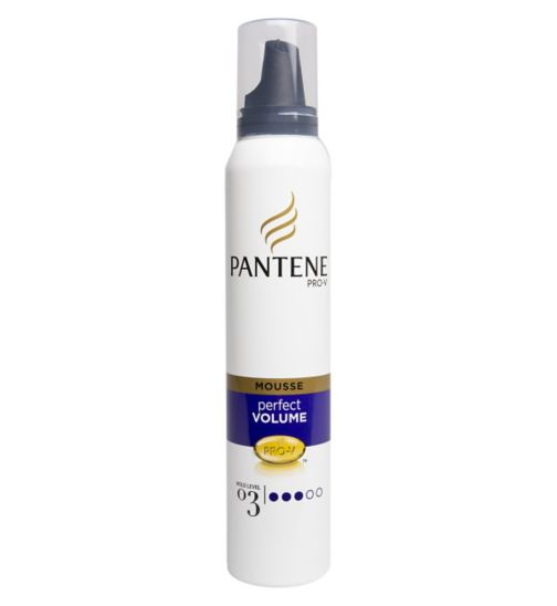 Pantene Pro-V Mousse Perfect Volume 03 200ml
