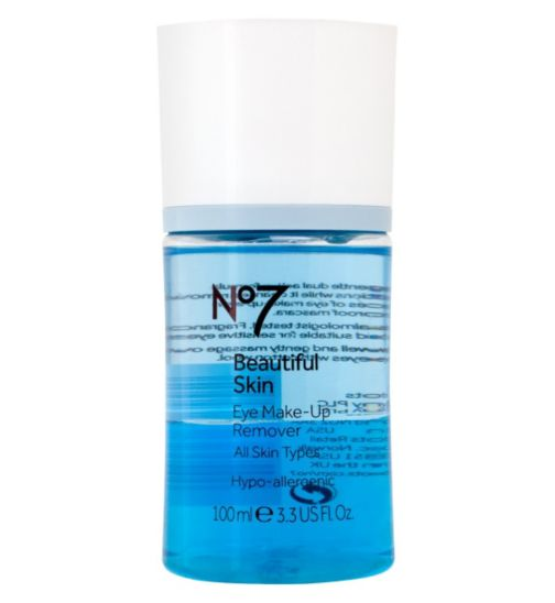 No7 Beautiful Skin Eye Make-Up Remover
