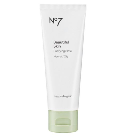 No7 Beautiful Skin Purifying Mask for Normal / Oily Skin 75ml