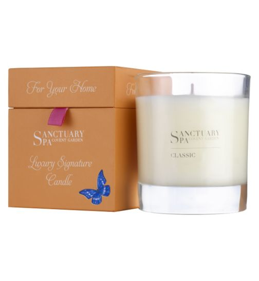 Sanctuary Classic Fragranced Candle