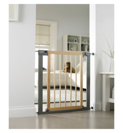 Lindam Sure Shut Deco Baby Gate