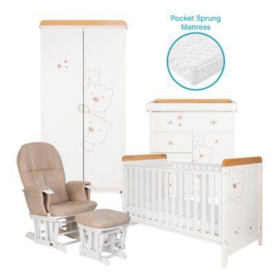 Cheap 3 Piece Baby Furniture Sets eden baby cribs