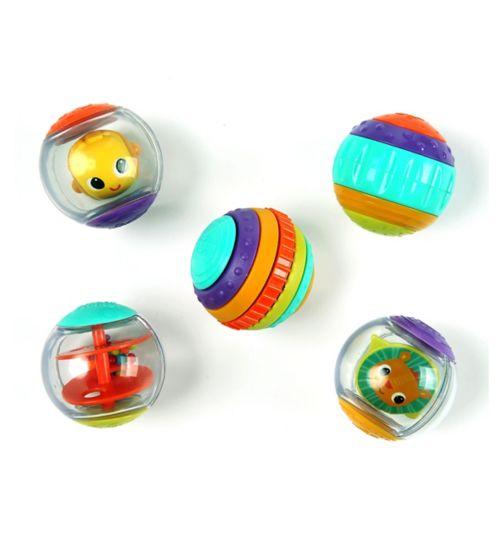 Bright Starts Spin & Shake Activity Balls