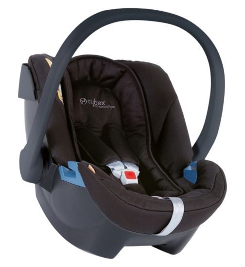 Mamas & Papas Aton Car Seat - Black