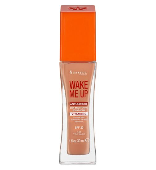 Rimmel Wake Me Up Make Up Foundation 30ml