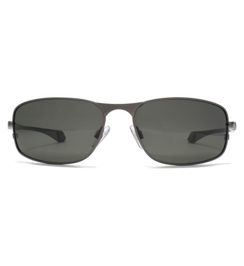 Freedom Mens Sunglasses Metal With Flex Hinges 26FRG145390