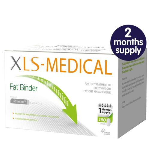 XLS-Medical Fat Binder (2 months supply)