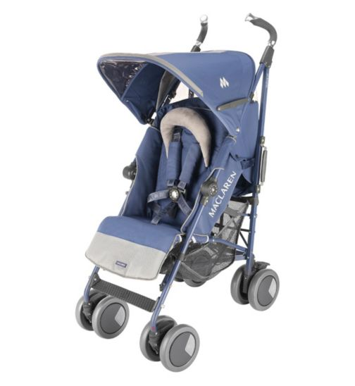 Maclaren Techno XT Pushchair - Crown Blue