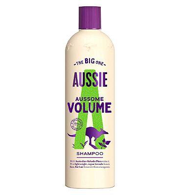 Aussie Aussome Volume Shampoo 500ml