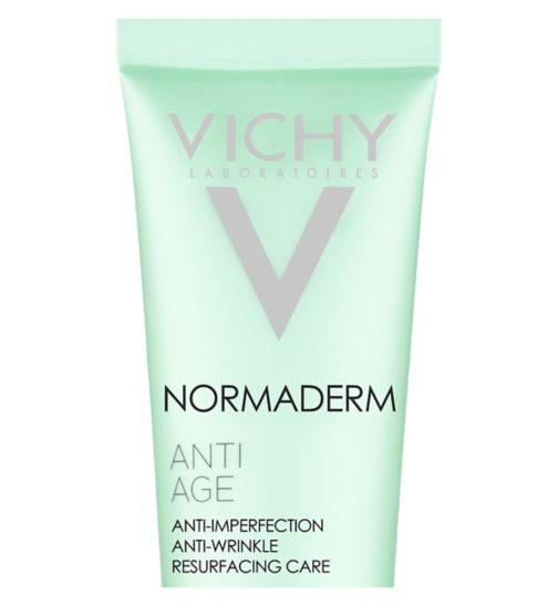 Vichy Normaderm Anti-Ageing Anti-Blemish Resurfacing Moisturiser 50ml