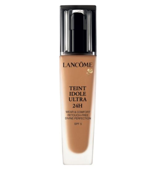 Lancome Teint Idole Ultra 24Hr Foundation 30ml Wear & Comfort. Re-Touch Free. Divine Perfection SPF5