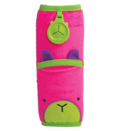 Trunki SnooziHedz Seatbelt Cover Pink