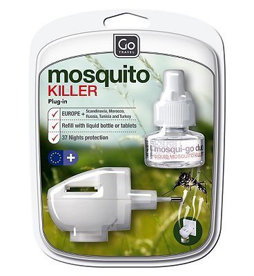 Go Travel Mosquito Killer Plug-in Liquid 755