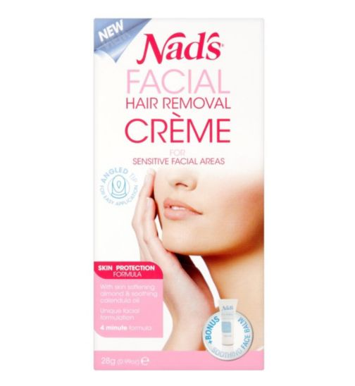 Nad's Facial Hair Removal Cream