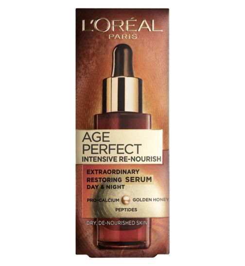 L'Oreal Paris Age Perfect Intensive Renourish Serum