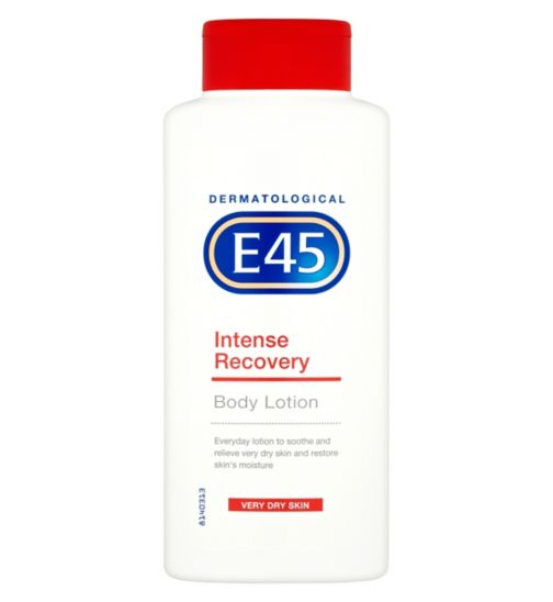 E45 Body Lotion Intense Recovery for Very Dry Skin - 400ml