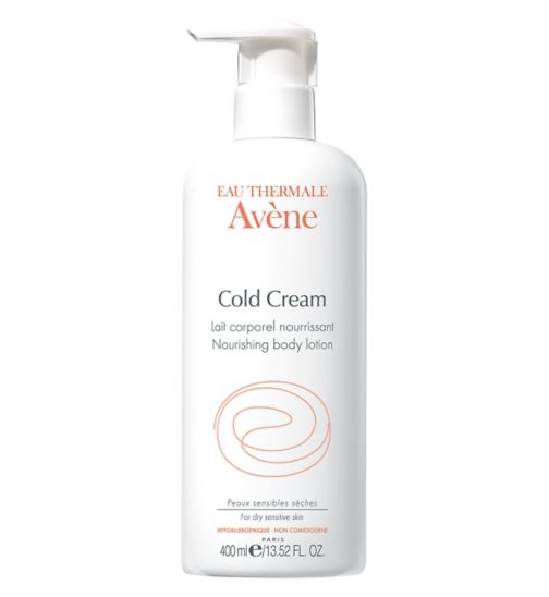 Avene Cold Cream Body Lotion - 400ml