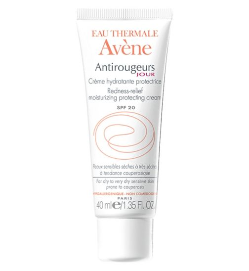 Eau Thermale Avène Antirougeurs Jour Redness-Relief Moisturising Protecting Cream SPF20 40ml