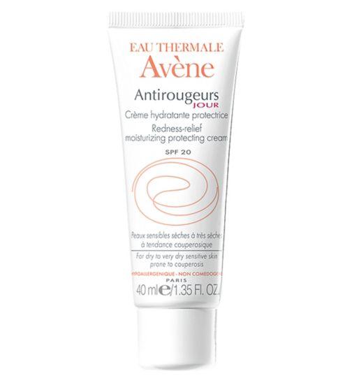 Avene Antirougeurs Jour Redness-Relief Moisturising Protecting Emulsion SPF20 - 40ml