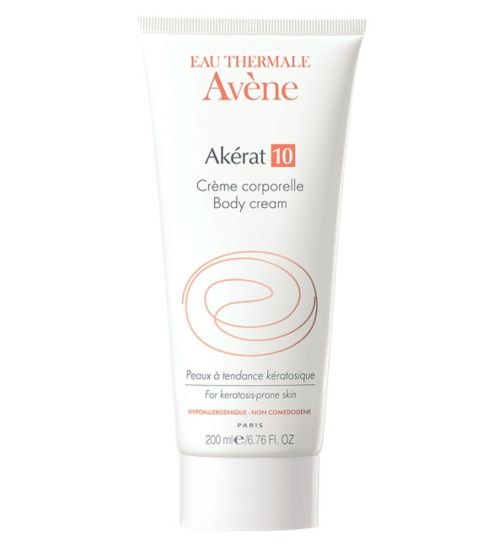 Avene Akerat Body Care Cream - 200ml