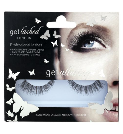 Get Lashed False Eyelashes Alluring