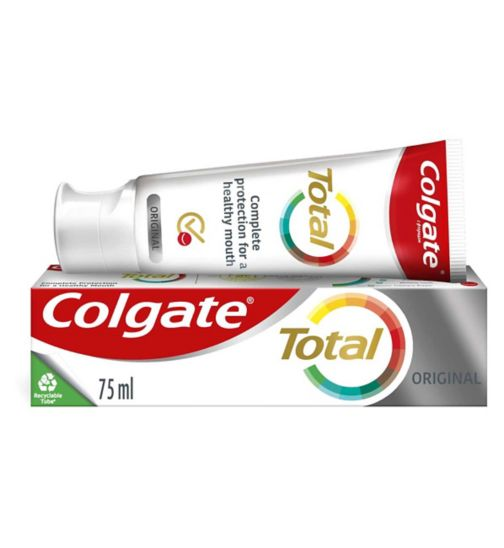 Colgate Total Original Care Toothpaste - 75ml