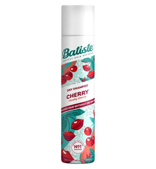 Batiste Dry Shampoo Cherry - Fruity & Cheeky 200ml