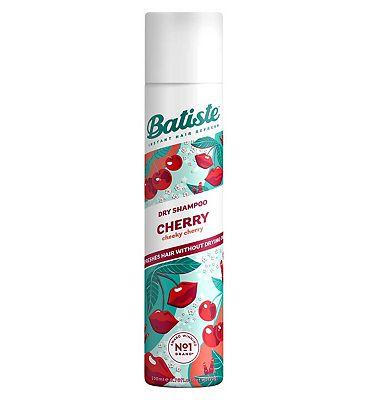 Batiste Dry Shampoo Cherry - Fruity & Cheeky 200ml