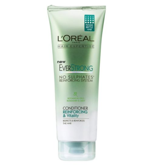 L'Oreal Paris Hair Expertise SuperStrong Reinforcing & Vitality Conditioner 250ml