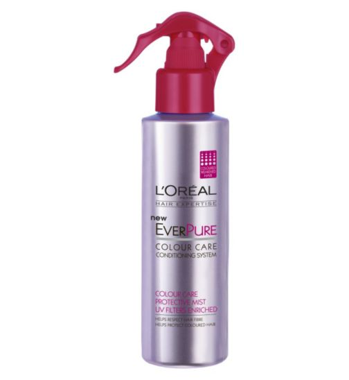 L'Oreal Paris Hair Expertise EverPure UV Filter Protective Mist 200ml