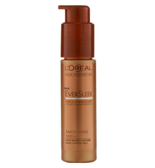 L'Oreal Hair Expertise EverSleek Smoothing Anti-Frizz Serum 50ml