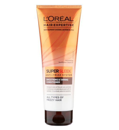 L'Oréal Hair Expertise SuperSleek Conditioner 250ml
