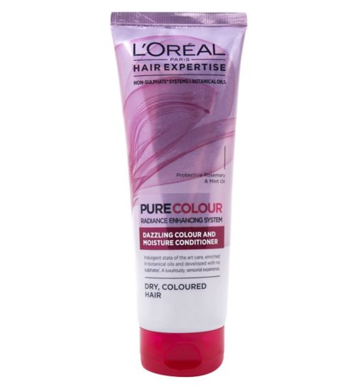 L'Oreal Paris Hair Expertise SuperPure Colour Care & Moisture Conditioner 250ml