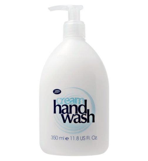 Boots Cream Hand Wash 350ml