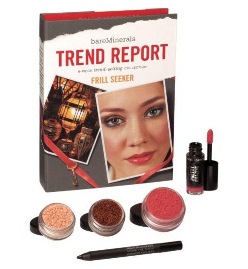 bareMinerals Trend Report: Frill Seeker