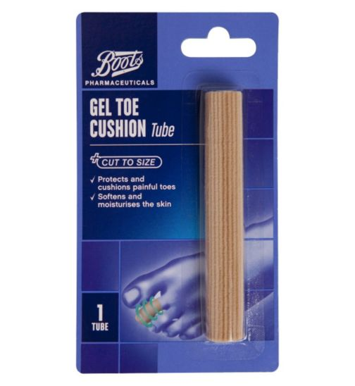 Boots Gel Toe Cushion Tube - 1 tube
