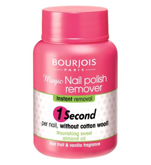 Bourjois Magic  Nail Polish Remover 75ml