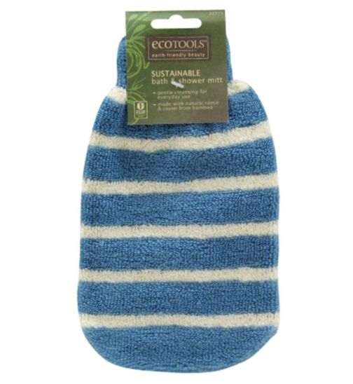 Ecotools Ramie & Bamboo Bath and Shower Wash Mitt