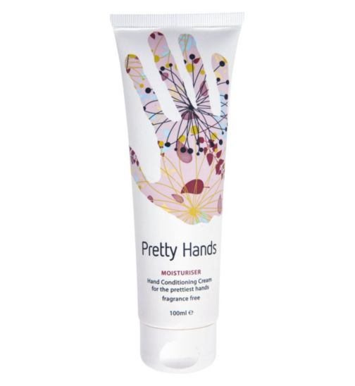 Pretty Hands Moisturiser 100ml