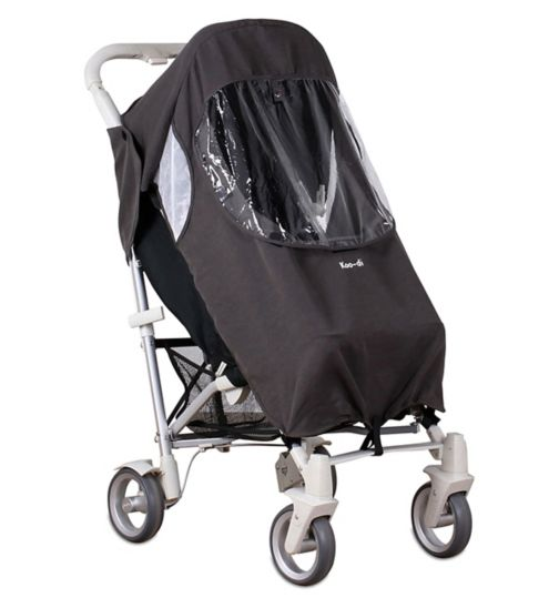 Koo-di Pack-it Universal Pushchair Raincover