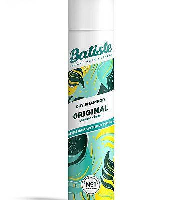Batiste Dry Shampoo Original - Clean & Classic 200ml